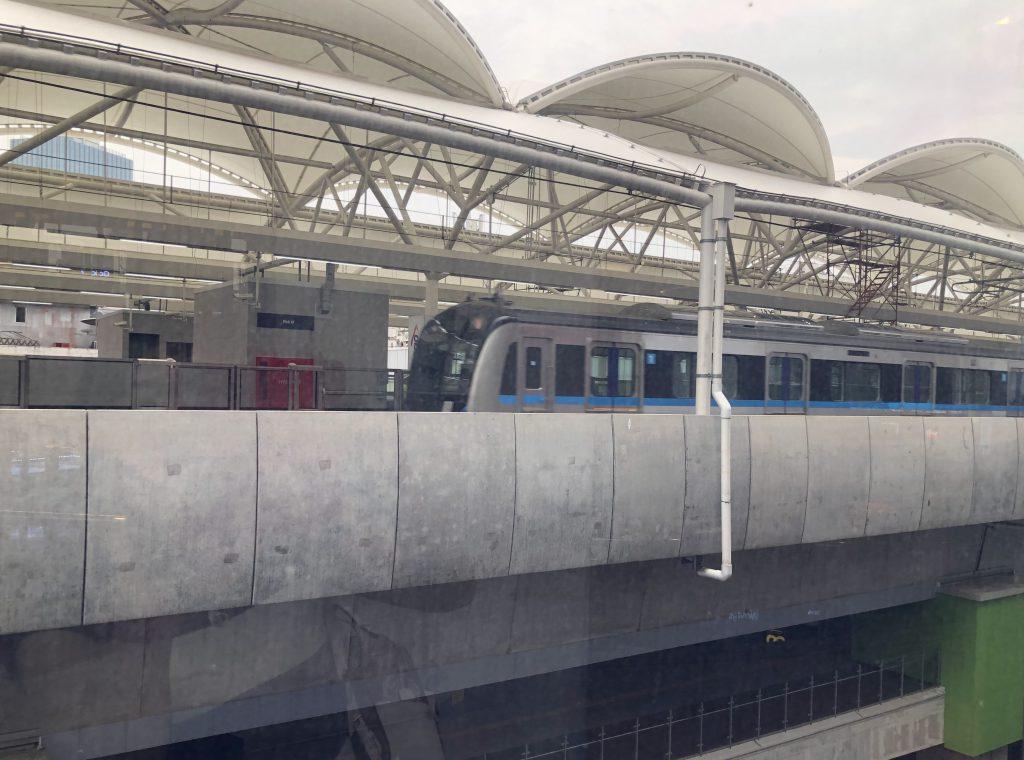 インドネシア地下鉄
